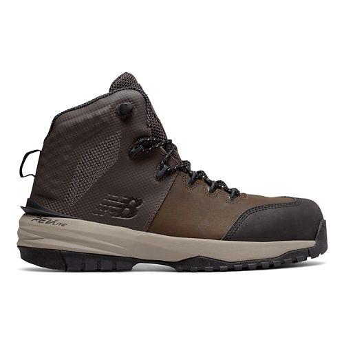 Mens New Balance 989v1 Walking Shoe - Brown/Brown 14