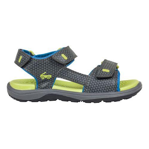 See Kai Run Jetty II Sandals Shoe - Black 11.5C