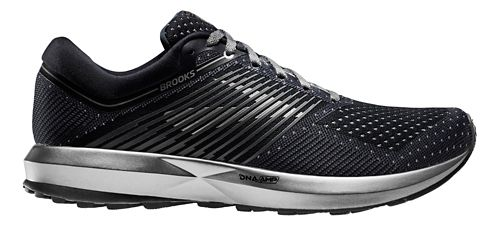 Mens Brooks Levitate Running Shoe - Black 7.5
