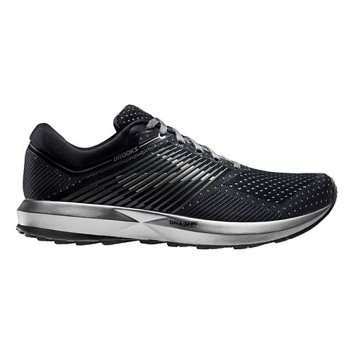 Mens Brooks Levitate Running Shoe - Black 12.5