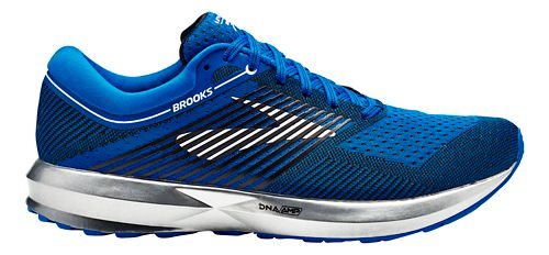 Mens Brooks Levitate Running Shoe - Blue 10.5