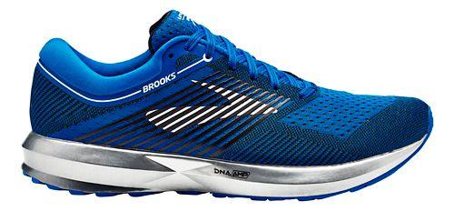Mens Brooks Levitate Running Shoe - Blue 8
