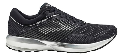 Womens Brooks Levitate Running Shoe - Black 10