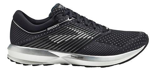Womens Brooks Levitate Running Shoe - Grey 5