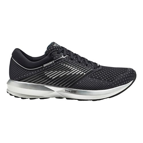 Womens Brooks Levitate Running Shoe - Black 10.5
