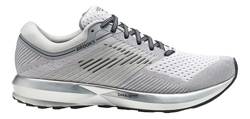 Womens Brooks Levitate Running Shoe - Grey 12