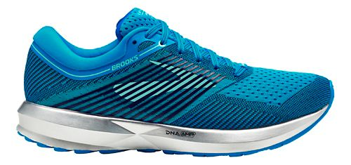 Womens Brooks Levitate Running Shoe - Blue 9