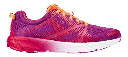Womens Hoka One One Tracer 2 Running Shoe - Purple/Pink 9
