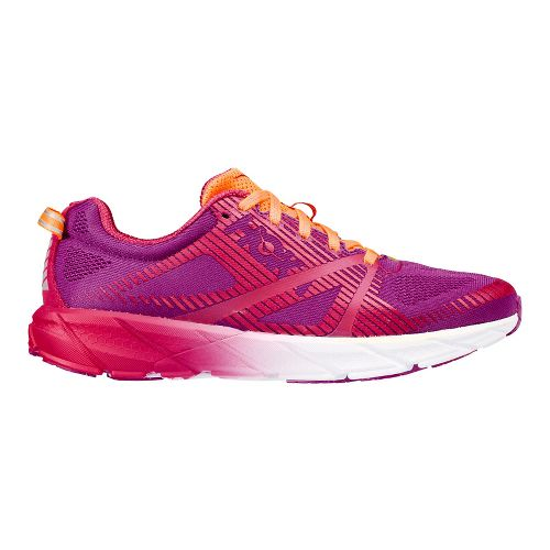 Womens Hoka One One Tracer 2 Running Shoe - Purple/Pink 5.5