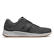 Mens New Balance Fresh Foam Arishi Running Shoe - Magnet/Black 8.5