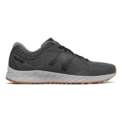 Mens New Balance Fresh Foam Arishi Running Shoe - Magnet/Black 10