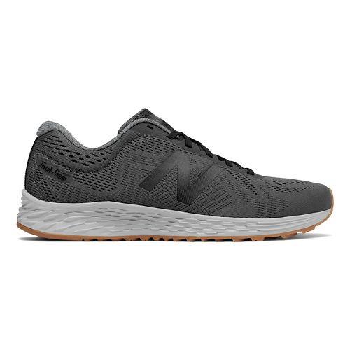 Mens New Balance Fresh Foam Arishi Running Shoe - Magnet/Black 12
