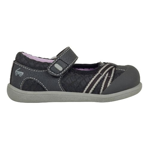 See Kai Run Millennium II Casual Shoe - Black 7C