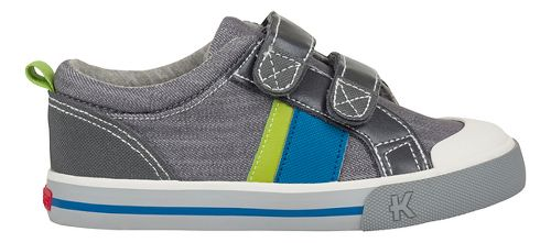 See Kai Run Russell Casual Shoe - Grey Denim 12C