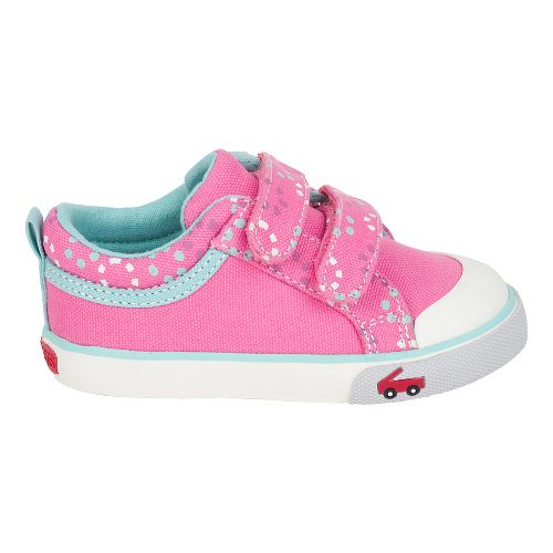 Girls See Kai Run Robyne Casual Shoe - Hot Pink 6C