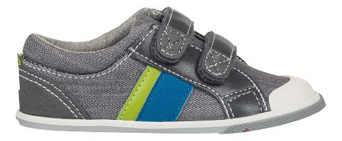 See Kai Run Russell Casual Shoe - Grey Denim 4.5C