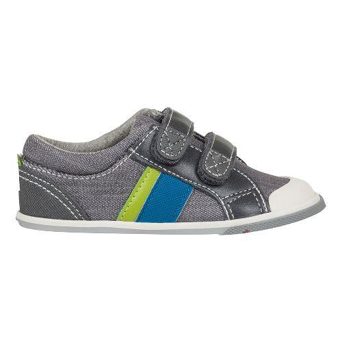 See Kai Run Russell Casual Shoe - Grey Denim 6.5C