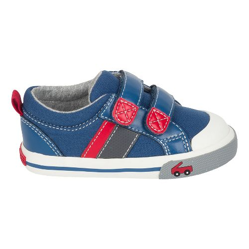 Boys See Kai Run Russell Casual Shoe - Blue 11C