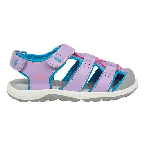 See Kai Run Lincoln II Sandals Shoe - Lavender 12C