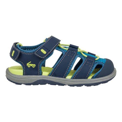 See Kai Run Lincoln II Sandals Shoe - Navy 12C