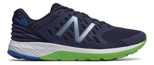 Mens New Balance Urge v2 Running Shoe - Cyclone/Energy Lime 8