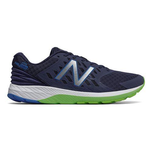 Mens New Balance Urge v2 Running Shoe - Cyclone/Energy Lime 10.5