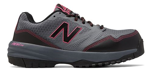Womens New Balance 589v1 Casual Shoe - Grey/Pink 7.5