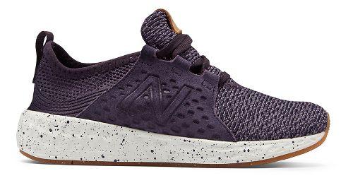 Kids New Balance Fresh Foam Cruz Running Shoe - Purple 7Y