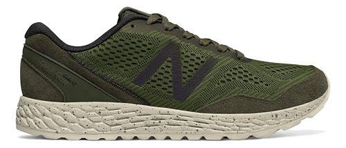 Mens New Balance Fresh Foam Gobi v2 Protect Trail Running Shoe - Olive 11