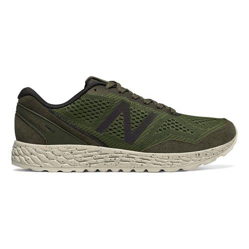 Mens New Balance Fresh Foam Gobi v2 Protect Trail Running Shoe - Olive 9