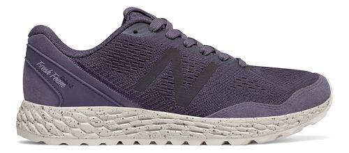 Womens New Balance Fresh Foam Gobi v2 Protect Trail Running Shoe - Blue 10