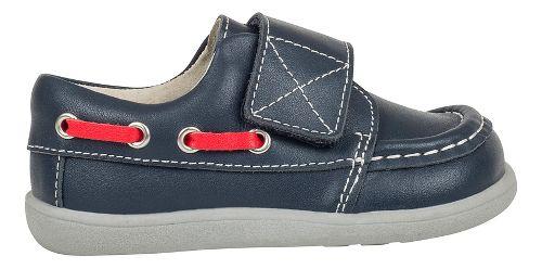 See Kai Run Milton Casual Shoe - Navy 4.5C