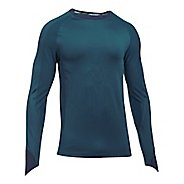 Mens Under Armour Speed To Burn Long Sleeve Technical Tops