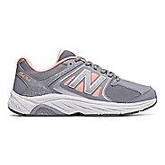 Womens New Balance 847v3 Walking Shoe - Black 5.5