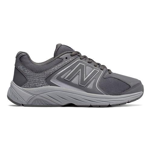 Womens New Balance 847v3 Walking Shoe - Grey/Silver 10