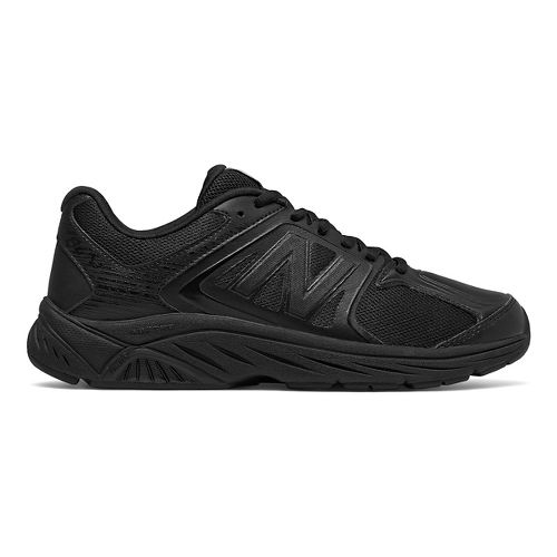 Womens New Balance 847v3 Walking Shoe - Black 5.5