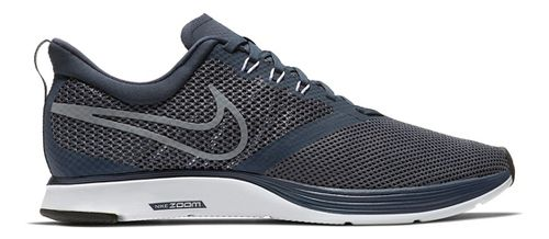 Mens Nike Zoom Strike Running Shoe - Navy 9.5