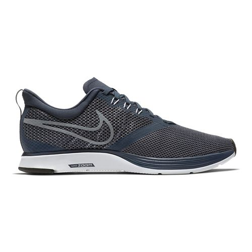 Mens Nike Zoom Strike Running Shoe - Navy 9.5