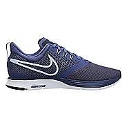 Womens Nike Zoom Strike Running Shoe - Navy 11