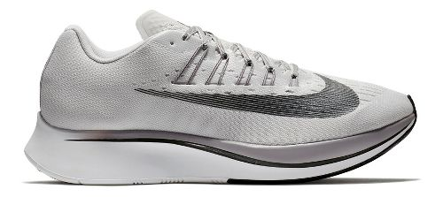 Mens Nike Zoom Fly Running Shoe - Grey 10.5