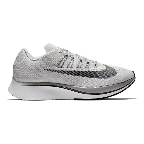 Mens Nike Zoom Fly Running Shoe - Grey 12