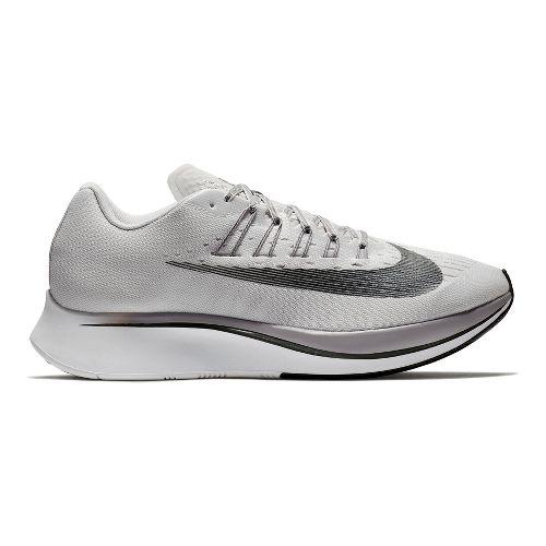 Mens Nike Zoom Fly Running Shoe - Grey 9