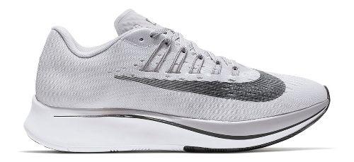 Womens Nike Zoom Fly Running Shoe - Grey 10