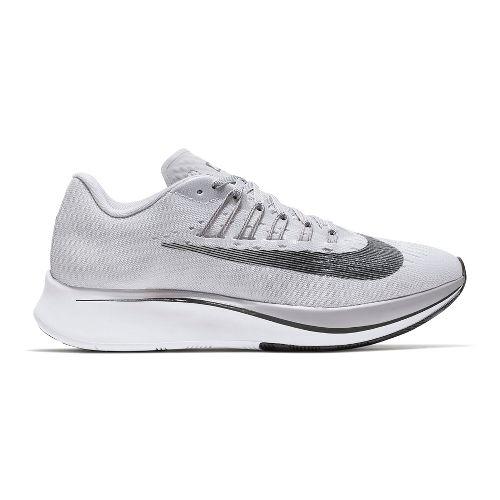 Womens Nike Zoom Fly Running Shoe - Grey 7