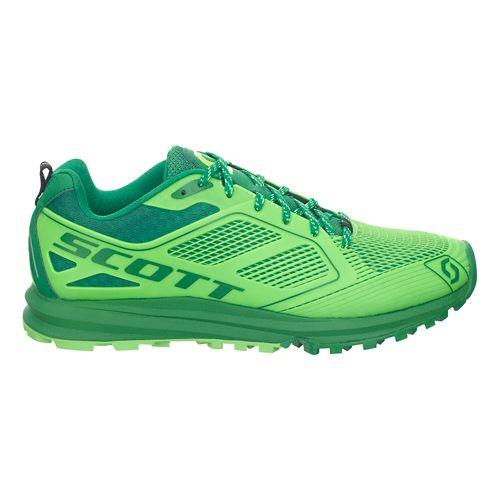 Mens Scott Kinabalu Enduro Trail Running Shoe - Green 8.5