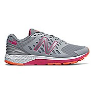 Womens New Balance Urge v2 Running Shoe - Silver/Pink 8.5