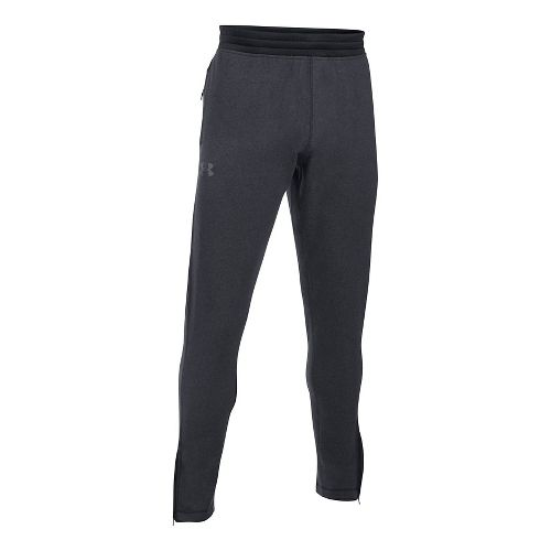 Mens Under Armour CGI Tapered Pants - Black 3XL