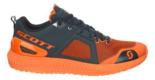 Mens Scott Palani SPT Running Shoe - Black/Orange 11.5