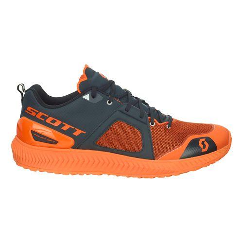 Mens Scott Palani SPT Running Shoe - Black/Orange 8.5