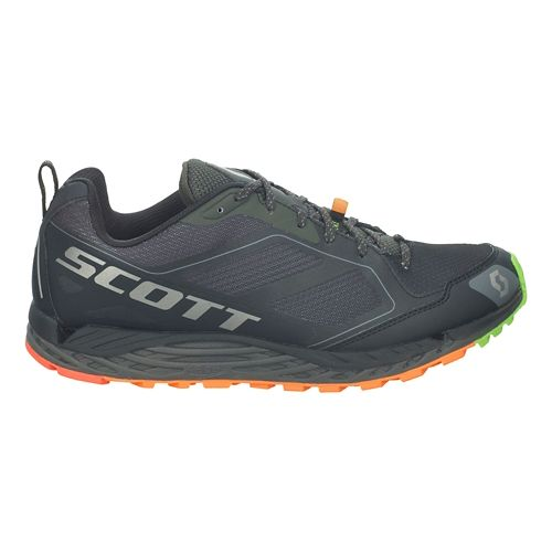 Mens Scott T2 Kinabalu 3.0 Trail Running Shoe - Black 10